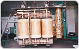transformer coil assembly