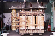 15 MVA Power Transformer